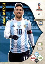 Panini WM World Cup Russia 2018 -  Nr. 13 - Lionel Messi - Team Mate