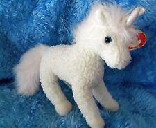 """Ty plush stuffed Sparkles Unicorn Pony 12"""""""