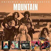 Mountain - Original Album Classics [New CD] UK - Import