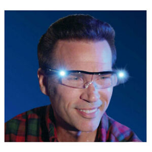 LED magnifying glasses  loupes 180% Lighting Magnifier glasses With Led Lamp uk