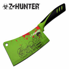 "Zombie FLESH Meat Chopper 11 1/2"" Kitchen Knife CLEAVER ""Chopper"" - Z-Hunter"