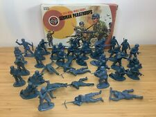 Vintage AIRFIX WW2 German Paratroops 1970s Unpainted 51467-7 and more