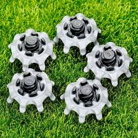 14 Pcs Golf Shoes Spikes Fast Twist Studs Cleats Tri-Lok For Footjoy Replacement