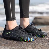 Men's Big Size Beach Water Shoes Quick-Drying Summer Swimming Hiking Aqua Shoes