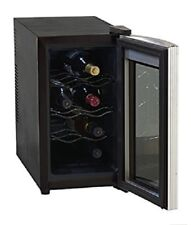 AVANTI EWC801IS WINE COOLER 8 BOTTLE,THERMOELECTRIC