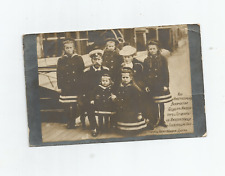 More details for postcard russian royal family vintage 1912 with stamp great