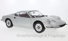 KKDC120023 Ferrari Dino 246GT, Silver, 1973, 1:12 kk-scale