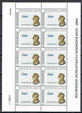 Nederland  2751 vellen Persoonlijke postzegels medailles KNBF  Postfris MNH