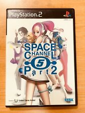 FREE SHIPPING SONY PS2 PLAYSTATION 2 JAPAN NTSC SPACE CHANNEL 5 PART 2