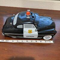 "RARE  MATTEL DISNEY PIXAR CARS:  Talking Lights & Sound ""SHERIFF"""