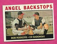 1964 TOPPS # 61 EXPOS BUCK RODGERS  NRMT-MT CARD (INV# C7943)