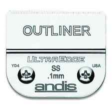 """Andis UltraEdge Outliner Clipper Blade # 64160  1/150""""  1mm"""
