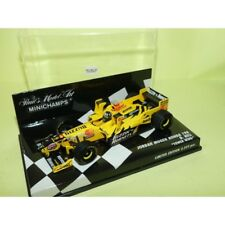 JORDAN MUGEN HONDA 198 D. HILL TOWER WING MINICHAMPS 1:43