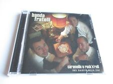 Banda Fratelli Caramelle E Rock'N'Roll CD Nel Salotto Della Zia EP 7 TRACKS NEW