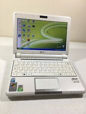Asus Eee PC 901 White Mini Laptop Netbook Windows XP