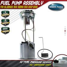 Fuel Pump w/ Sensor for Chevy Silverado GMC Sierra 1500 2007 2008 4.8L 5.3L 6.0L