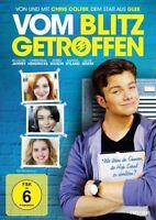 VOM BLITZ GETROFFEN - DANNELLY,BRIAN/ CHRIS COLFER, REBEL WILSON  DVD NEU