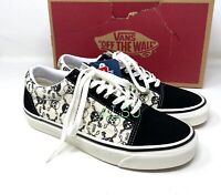 VANS Old Skool 36 Dx Anaheim Factory Sculls Canvas Men's Sneakers VN0A38G2X7Y