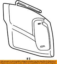 Dodge CHRYSLER OEM 01-02 Ram 1500 Van Seat Track-Seat Adjuster 5GJ25XDVAF
