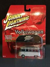 Johnny Lightning 1966 Samba Bus Volkswagen II Release 3