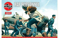 AIRFIX® 1:76  RAF PERSONNEL VINTAGE MODEL KIT SOLDIERS WORLD WAR II A00747V