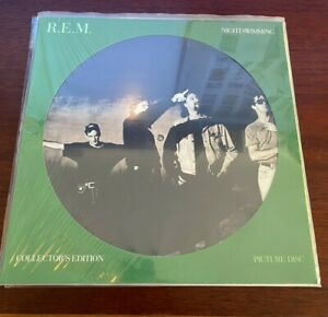 "R.E.M. REM Nightswimming NEW Original US PICTURE DISC 12"" Vinyl Single W0184TP"