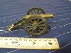 Vintage Civil War Cannon Replica Metal Cannon Brass Barrel PENNCRAFT MT PENN PA.