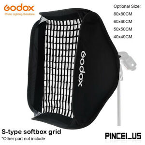 Godox S-Type Softbox Grid Honeycomb Grid Ideal Studio Photography Accessories