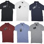 Nwt Abercrombie & Fitch Mens Slim & Muscle Polo Shirts By Hollister