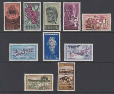 CYPRUS 1962 definitive SPECIMEN MINT short set sg211-220 MNH