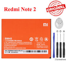 New OEM Xiaomi BM45 Battery For Hongmi Redmi Note 2 3020mAh Genuine Original OEM