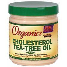de África MEJOR orgánicos Colesterol Antibacteria Aceite 426ml