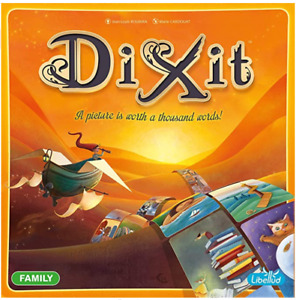 Dixit Family Board Game - Brand New - Free UK Shipping