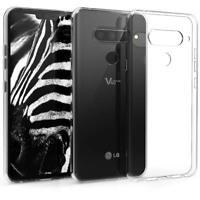 Custodia AIR cover case trasparente per LG V40 ThinQ case protettiva flessibile