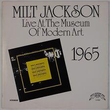 MILT JACKSON: Last at Museum of Modern Art TRIP Limelight Jazz RE LP NM-