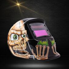 Profi Automatik Schweißhelm Schweißschirm Schweißschild Helm Maske Solar ND-08