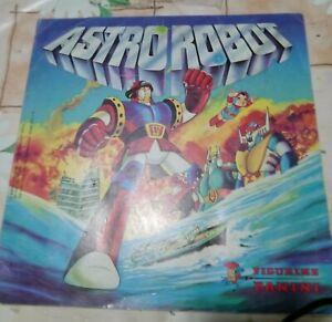 Album figurine Astrorobot Panini completo ottimo compra o PROPOSTA