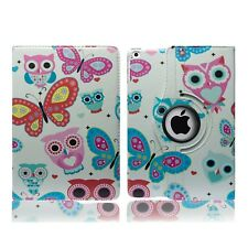 FOR APPLE IPAD AIR 2 & PRO 9.7 INCH 2017 LEATHER FLIP STAND FOLIO PROTECT CASE