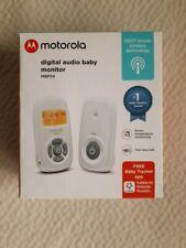 Motorola Digital Audio Baby Monitor MBP24 Babyphone wireless Babyfon Tracker