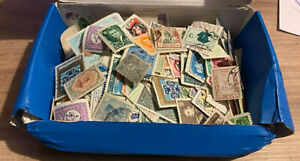 Middle East Tehran, 1000+ stamps, pulled from collections (Y101)