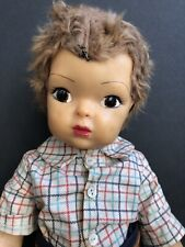 Vintage Jerri Lee Boy Doll, Terri Lee Family in Original Tagged Outfit