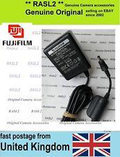 Genuine Original Fujifilm Fuji AC-5VHS ac adapter 5v power supply FinePix S5000