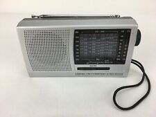 World-Wide Radio, FM / TV / MW / SW1-9 12 Band Receiver Portable Radio