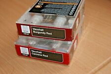 HALFORDS VAUXHALL car touch up pen paint scratch chip removal Repair Kit RED
