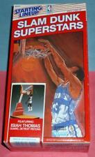 1989 ISIAH THOMAS Detroit Pistons Slam Dunk sealed Starting Lineup - FREE s/h -