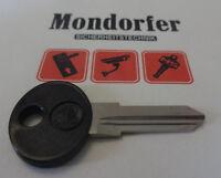 Oldtimer BMW E24 kurzes Profil eckiger Plastikkopf kein Original TOP Schlüssel