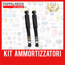 KIT 2 AMMORTIZZATORI POSTERIORI PER FIAT PANDA 1.2 NATURAL POWER