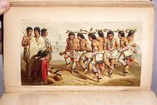 1850 Book Simpson Survey Navajo Zuni Pueblo Lands Beautiful Lithography & Maps