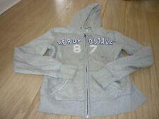 Neuf avec étiquettes Logo AEROPOSTALE Veste de survêtement à capuche Zip