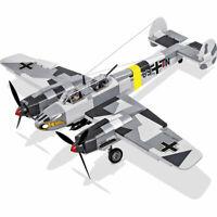 COBI Messerschmitt Bf 110 5538 370pcs WW2 Aircraft